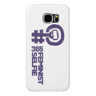 #365FeministSelfie Phone Case