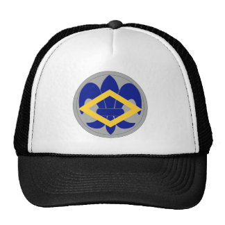 366th Finance Mesh Hats
