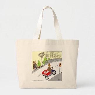 368 smart car bike rack cartoon bag