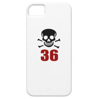 36 Birthday Designs iPhone 5 Covers