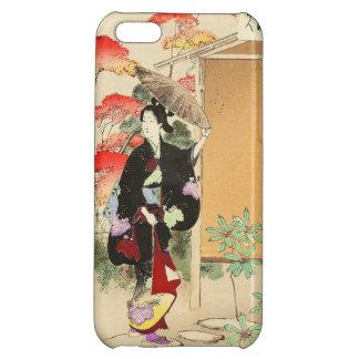 36 Examples of Beauties Tea ceremony Toshikata iPhone 5C Cases