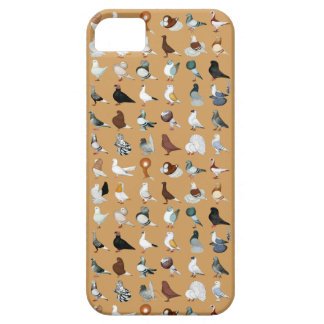 36 Pigeon Breeds iPhone 5 Cover