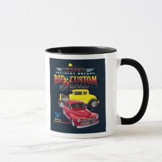 36th Annual SO Rod & Custom Show Automobile Club Mug