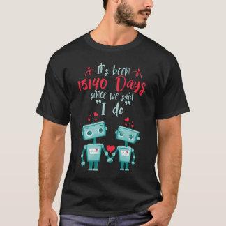 36th Wedding Anniversary Shirt.Cute Gift T-Shirt