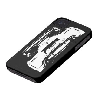 370z Rear Shot iPhone 4 Case