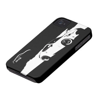 370z Rolling shot iPhone 4 Cover