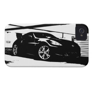 370Z Side Shot iPhone 4 Case-Mate Cases