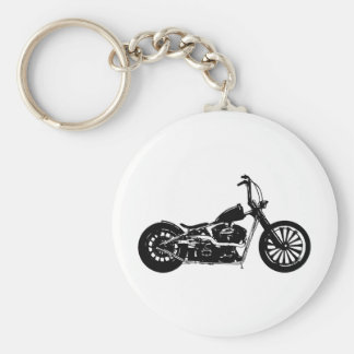 374 Chopper Bike Key Ring