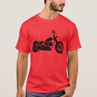 374 Chopper Bike T-Shirt