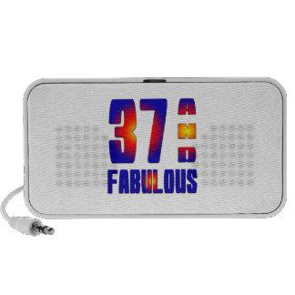 37 And Fabulous Mini Speaker