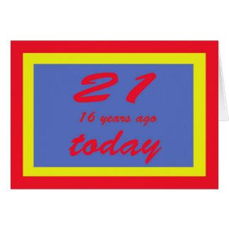 37 birthday card