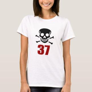 37 Birthday Designs T-Shirt