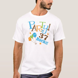 37th Birthday Gift Ideas T-Shirt