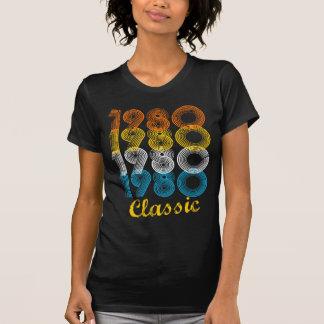 37th Birthday Gift Vintage 1980 T-Shirt for Men