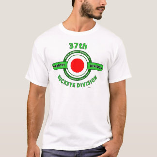 "37TH INFANTRY DIVISION ""BUCKEYE DIVISION"" T-Shirt"