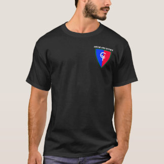 """38th Infantry Division """"Cyclone"""" T-Shirt"""