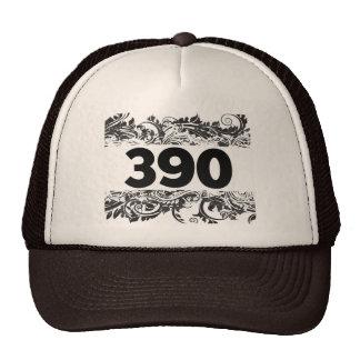 390 MESH HATS