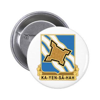 390 Regiment Pin