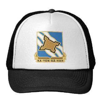 390 Regiment Mesh Hats
