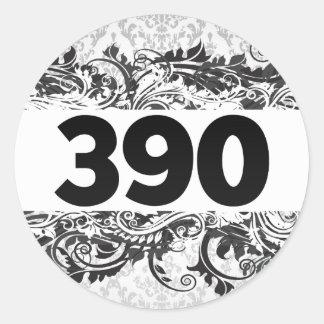 390 STICKER