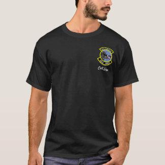 390th FS in F-111 - (dark color) T-Shirt