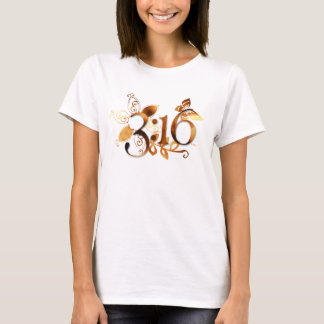 3:16 Signature Ladies T T-Shirt
