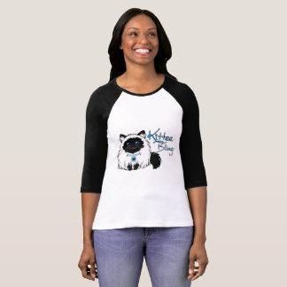 3/4 Length Sleeve Raglan T-Shirt