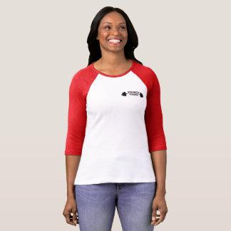 3/4 Length Women's Baseball T-Shirt