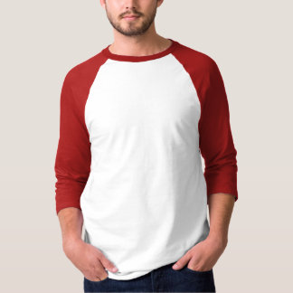 3/4 sleeve baseball t-shirt