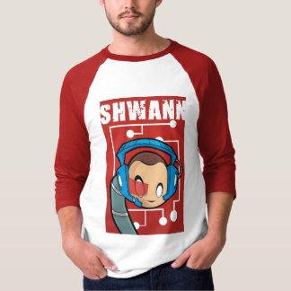 3/4-Sleeve SHWANN Jersey T-Shirt