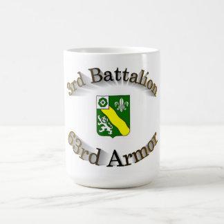 3/63 Armor Mug