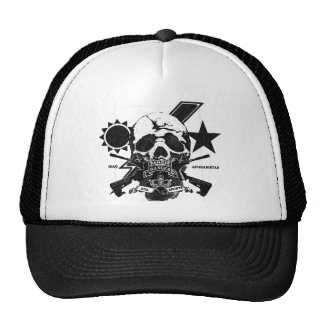 3/75 Ranger Skull design with tab and OIF/OEF Cap