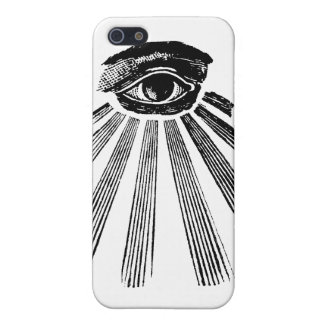 3-all-seeing_eye cover for iPhone 5/5S