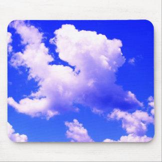 <3 Cloud Mouse Mat