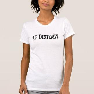 +3 Dexterity T-Shirt