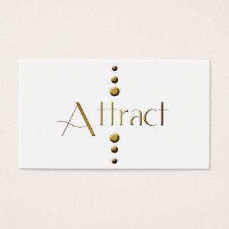 3 Dot Gold Block Attract