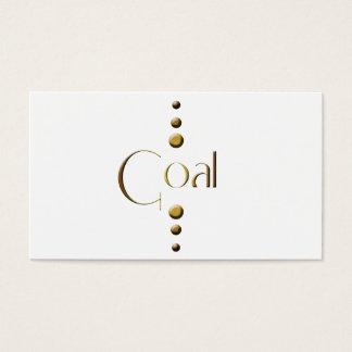 3 Dot Gold Block Goal