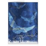 3 Doves-Hanukkah Greeting Card