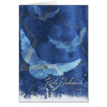 3 Doves-Rosh Hashanah Greeting Card