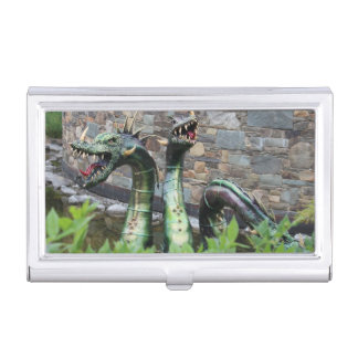 3 Dragons Business Card Holder