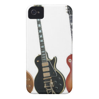 3 ELECTRIC GUITARS Case-Mate iPhone 4 CASES