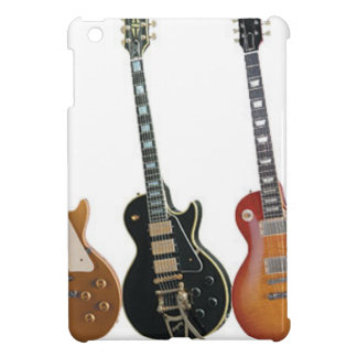 3 ELECTRIC GUITARS iPad MINI CASE