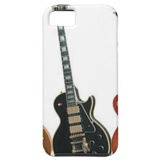 3 ELECTRIC GUITARS iPhone 5 CASE