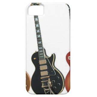 3 ELECTRIC GUITARS RETRO iPhone 5 CASE