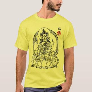 3 Faces of Buddha T-Shirt