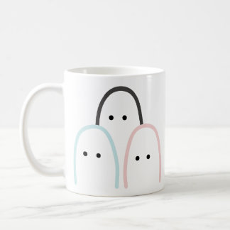 "3 ""Finger"" figures drawing design Coffee Mug"