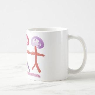 3 Human Beings Coffee Mugs