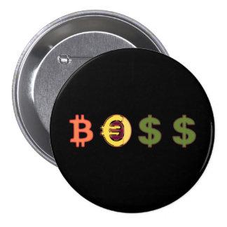 3 Inch Round Button