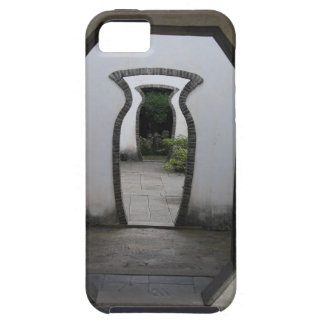 3 Jar Shaped Door Optical Illusion iPhone 5 Covers
