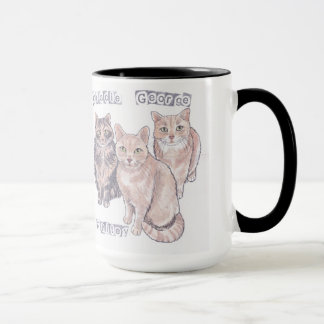 3 Kitties Mug